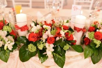 Decor & aranjamente florale 4
